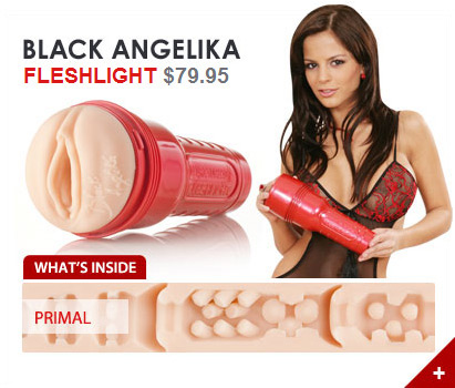 Black Angelika Fleshlight picture