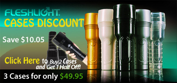 cases discount from fleshlight