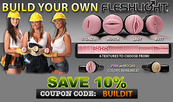 coupon build your own fleshlight