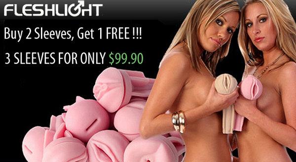 Fleshlight Sleeves Discount